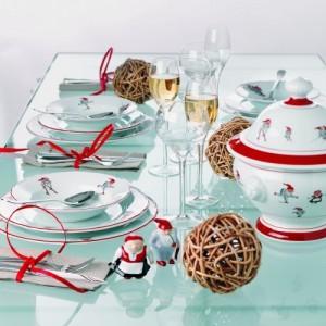 Porsgrund porselen juleservise