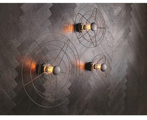 Radio-væglampe