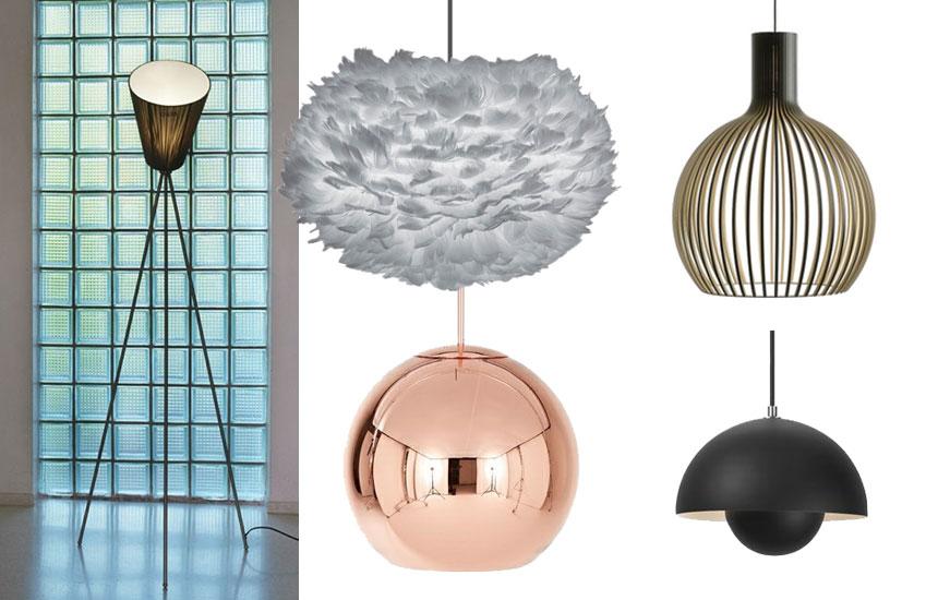 Pendellampe Glass Inspirasjon og populære lamper