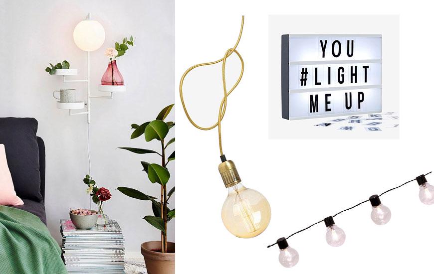 Smarte lamper | Lysbutikken.no